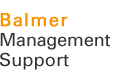 Balmer Management Support Logo